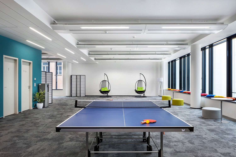 Interiery kancelari Alpiq, pro designery Prointerier, fotograf Roman Mlejnek