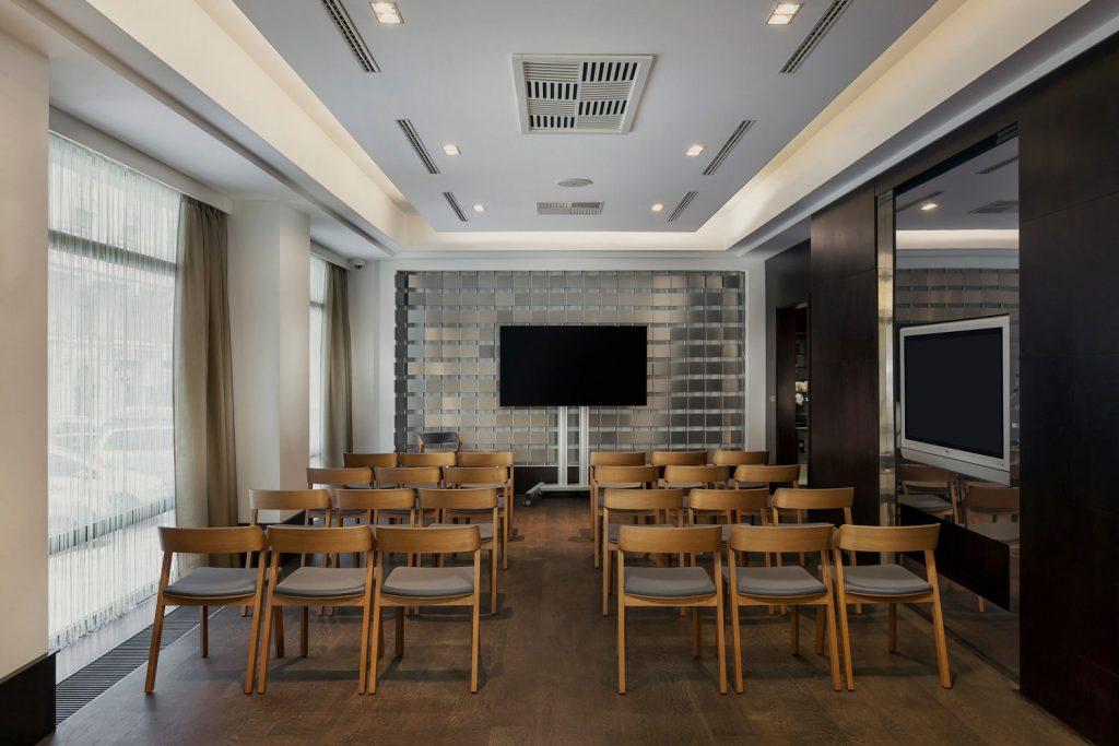 Konferencni saly hotelu Alcron, fotograf Roman Mlejnek