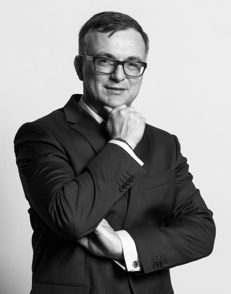 Portetni fotograf Roman Mlejnek, portret reditele Sapeli