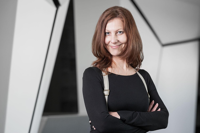 Portret zamestnancu firmy Barrisol, fotograf Roman Mlejnek