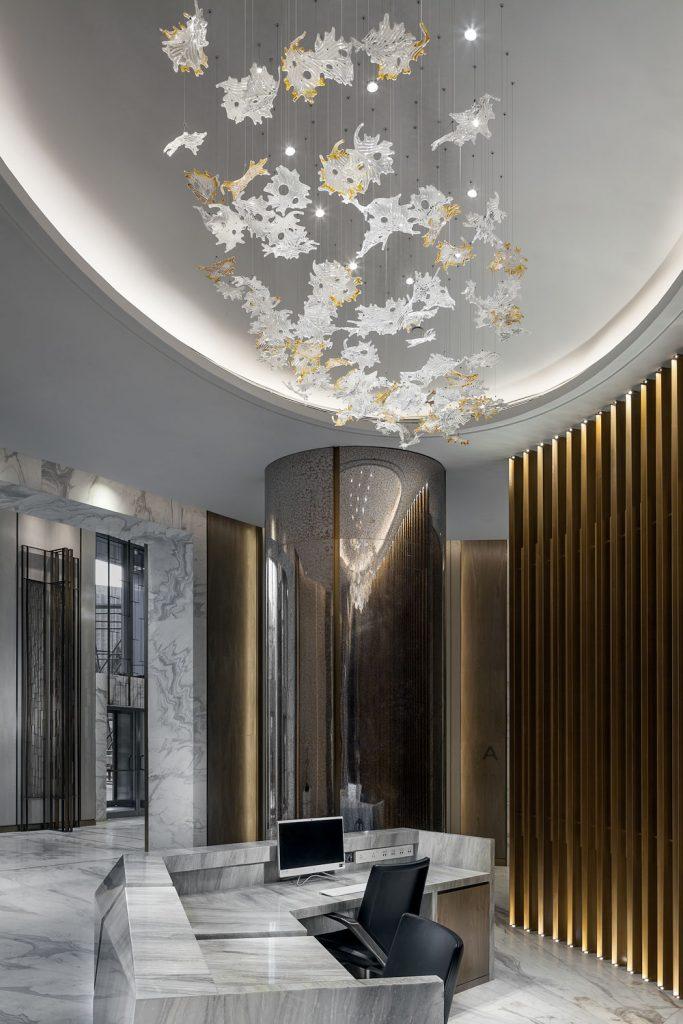 Produktove foto lustru Preciosa design v Bombaji