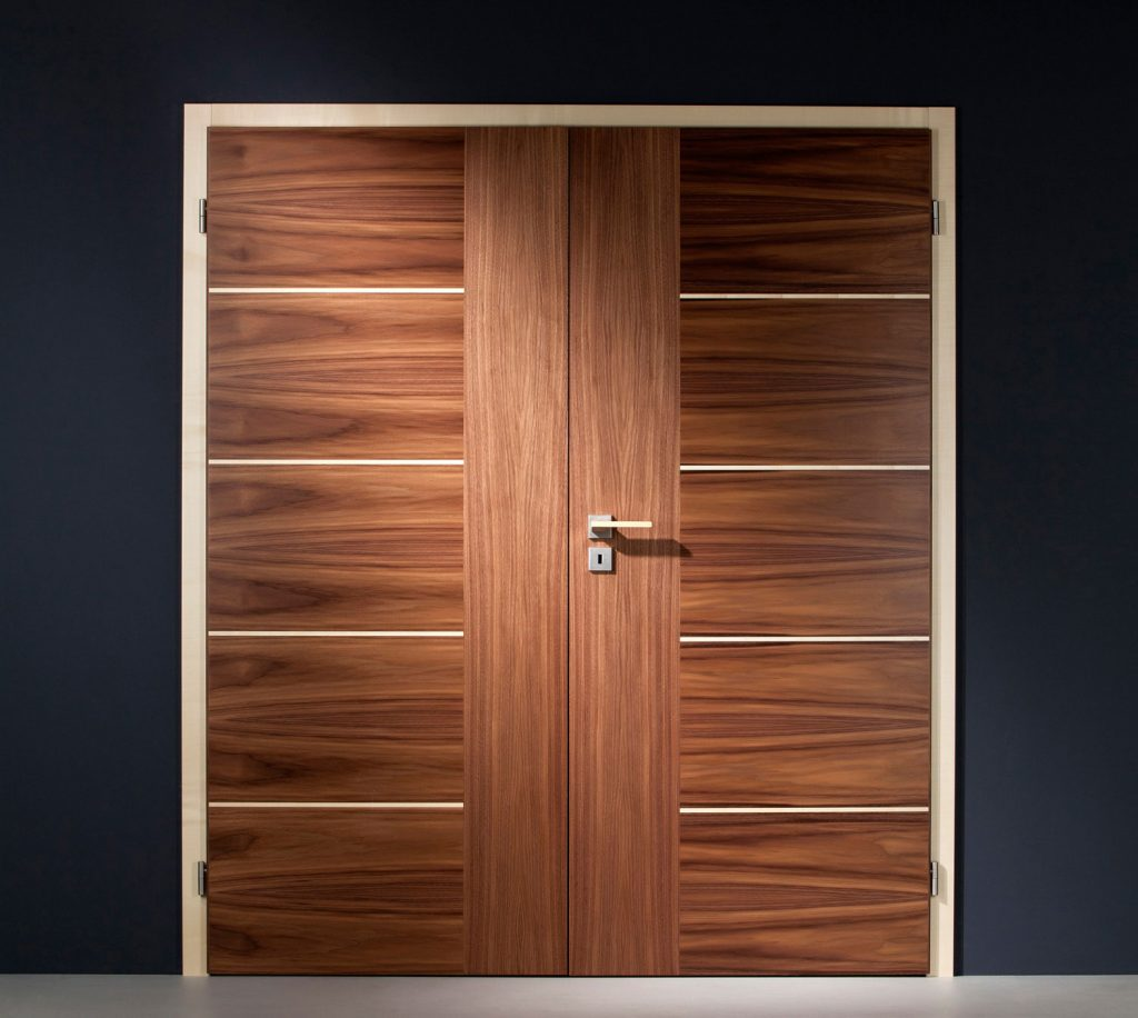 Produktova fotografie, dvere od firmy Sapeli, fotograf Roman Mlejnek