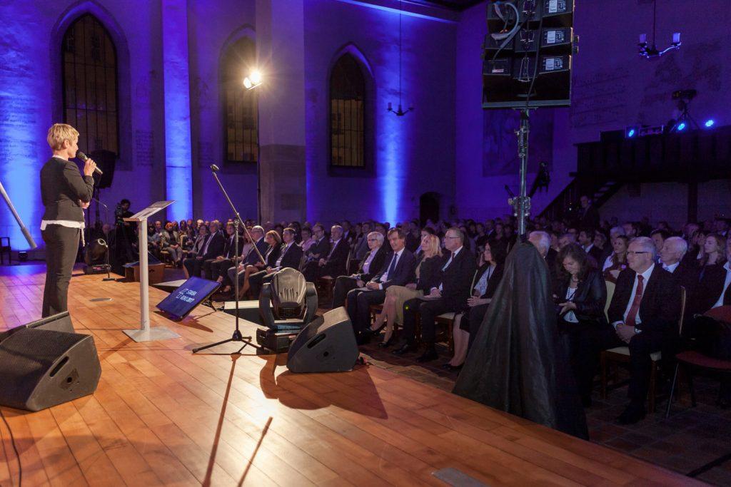 Reportazni fotografie z eventu Stavba roku, fotograf Roman Mlejnek
