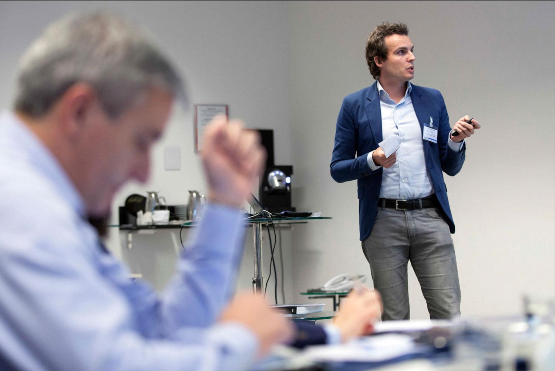Reportazni fotografie z konference firmy Aegon, foto Roman Mlejnek