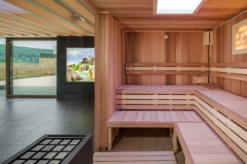 vyhled ze sauny