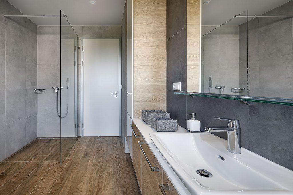 Koupelna od designoveho studia Ambience Design