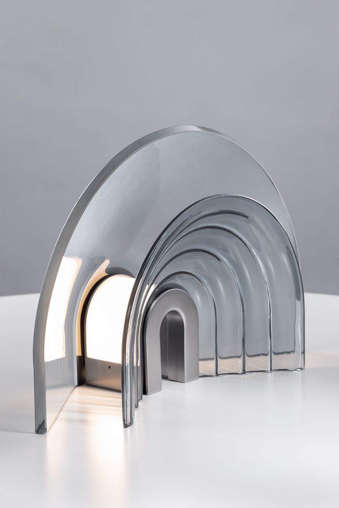 Designove svitidlo Chromo, design Preciosa Lighting a MUT studio