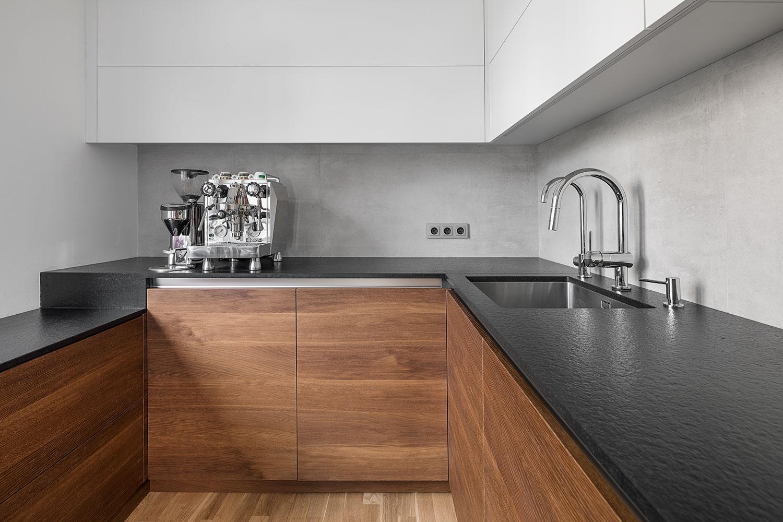 Designova kuchyn foto Roman Mlejnek Photography
