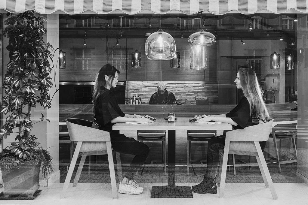 Sushi ve Wabi Sabi Praha od Roman Mlejnek Photography